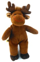 """Hal Moose Small Fry Christmas Plush from Build A Bear Workshop BABW 11"""" ... - $16.45"""