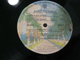 The Doobie Brothers Best Of Warner Bros BS 2978 Stereo Vinyl LP image 5