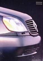 1993 Mercedes-Benz 500 600 SEC Dlx Brochure 93 - $10.25