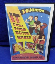 """Classic Sci-Fi DVD: Universal Pictures """"It Came From Outer Space"""" (1953)... - $12.95"""