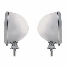 "United Pacific 7"" Chrome Dietz Style Headlight Housing (Pair) - $58.09"