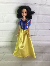 Mattel Disney Princess Snow White Doll With Dress 2006 Great for OOAK - $9.49