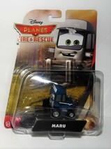 Disney Pixar Planes Fire & Rescue Maru Forklift Figure NIP - $13.57