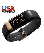 Siroflo S1 Smart Wristband with Heart Rate Reminder - $19.49