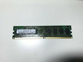 Samsung 512MB PC2-5300U Memory Module (M378T6553EZS-CE6) - $7.13