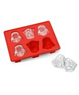 Star Wars Darth Vader Silicone Ice Cube Tray Chocolate Mold Frozen Kitch... - €9,24 EUR