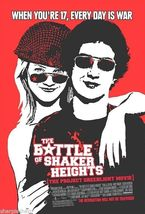 New THE BATTLE OF SHAKER HEIGHTS Movie POSTER 13x20 Shia LaBeouf Amy Smart - $7.99