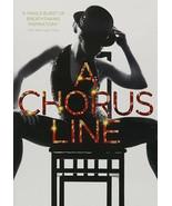 A CHORUS LINE DVD - SINGLE DISC EDITION - NEW UNOPENED - MICHAEL DOUGLAS - $17.99