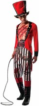 Rubie's Men's Mauled Ringmaster Costume, Multi, Size-Exrta Large - $28.49