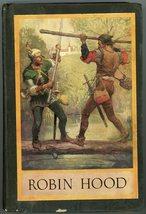 Robin Hood 1912 Written & Illustrated Louis Rhead Harper Sherwood Forest - $35.00
