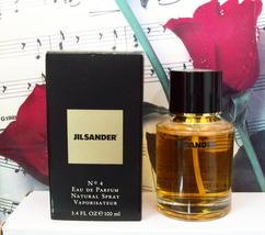 Jil Sander No.4 EDP Spray 3.4 FL. OZ. NWB - $199.99