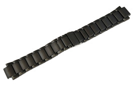 Genuine Black Stainless Steel Bracelet Watch Band AT2245-57E AU1065-58E ... - $85.95