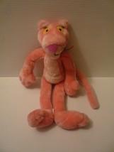 """Pink Panther 17"""" Plush Stuffed Animal Toy By Good Stuff 2002 - $9.89"""
