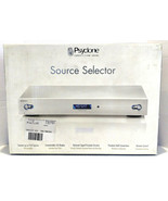 Psyclone Competition Grade Source Selector Silver PSC01 New Old Stock - $199.99