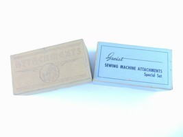Greist Sewing Machine Attachments Lot Of 2 - $29.69