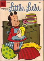 Marge's Little Lulu Comic Book #101, Dell Comics 1956 FINE- - $16.39