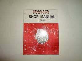 1999 Honda Engines GXH50 Shop Service Manual Factory Oem Book 99 Dealership - $29.69