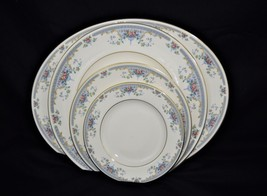 ROYAL DOULTON Bone China Tableware Set with Platter - Service for Six JU... - $349.99