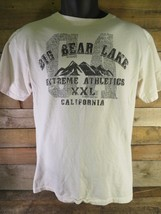 BIG BEAR Lake Extreme Athletics California Mens T-Shirt Size M - $8.90