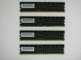 8GB (4X2GB) Memory For Compaq Proliant DL585 ML150 G2 - $98.01
