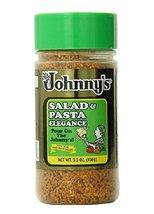 Johnny's Salad & Pasta Elegance, 5.5-Ounce Jars (Pack of 6) - $45.07