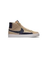 Nike SB Blazer Mid (Sashiko/ Sesame/ Mystic Navy/ Sail) Men US 8-13 - $179.99