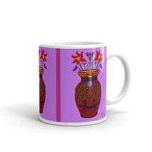Flower Vase Mug (Hattrick Novelties) - $11.99+