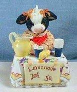 Mary's Moo Moos 2001 When Life Hands You Lemons, Make Le-Moo-Nade! 952702 - $14.84