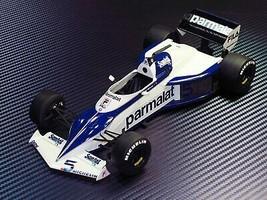 Aoshima 1/20 BEEMAX series No.14 Brabham BT52 1983 Monaco Grand Prix Mod... - $70.41