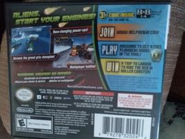 Nintendo DS Ben 10: Galactic Racing image 2