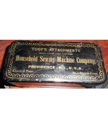 Toof's Attachments for Household Sewing Machine (1892) Nice Set In Box - $30.00