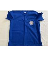 Chicago CUBS Scrubs Top Shirt 2016 World Champion Nurse Medical Adult M ... - $18.04