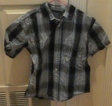 Gently Used 100% Cotton Boys Cherokee Small 6-7 Short Sleeve Button Shirt, VGC - $6.92