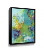'Windswept' By Elisa Sheehan Framed Canvas Wall Art - $128.99