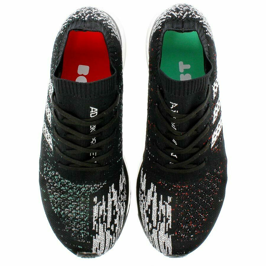 Adidas Adizero Prime Boost Limited Core Black White CP8922 Mens Running Shoes image 4