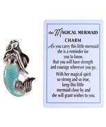 The Magical Mermaid Wish Charm With Story Card! by Ganz - $1.87