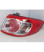 2010 2011 2012 Hyundai Santa Fe Passenger Tail Light Taillight Lamp OEM ... - $95.99