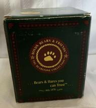 Vintage 1994 Boyds Bears & Friends Elliot & The Tree 2241 Figure Figurin... - $17.59