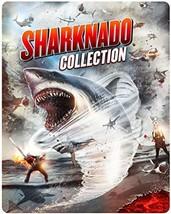 Sharknado 1-6 Complete Collection Steelbook [Blu-ray] - $29.89