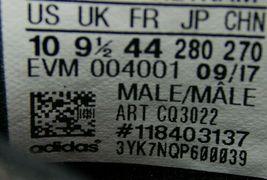 Adidas Prophere Größe US 10 M (D) Eu 44 Herren Turnschuhe Core Schwarz CQ3022 image 6