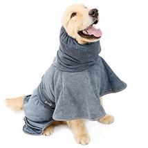 NACOCO Dog Bathrobe Towel Microfiber Pet Drying Robes Moisture Absorbing... - $21.77