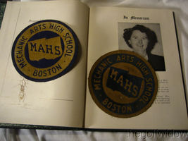 1951 Lampas Yearbook Teachers College of the City of Boston image 3