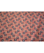 American United States Flags Fabric Red Blue Cream Cotton Fabric Quilt ... - $14.99