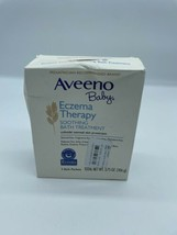 Aveeno Baby Eczema Therapy Soothing Bath Treatment5 Bath Packets, 3.75 oz - $14.84