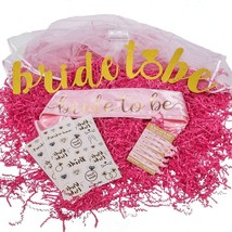 Bachelorette Party Decorations - Bride and her Bride Tribe of High Quali... - £10.52 GBP