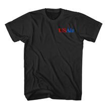 USAir US Airlines Black T-Shirt size S-2XL - $17.95+