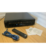 Sony RCD-W500C CD Changer and Recorder with Remote, Tested & Working - $326.89