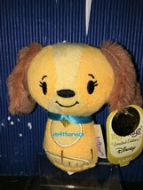 Hallmark Itty Bittys Disney Lady Limited Edition NWT Lady And The Tramp - $24.99
