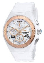 Technomarine Women's TM-115104 Cruise JellyFish Quartz Silver Dial Watch - $130.51