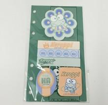 Vintage 1997 Sanrio Keroppi Papers Memo Sheets Stationary For Planner Book - $23.38